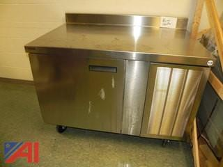 Delfield 18648BST Commercial  Refrigerated Work Table