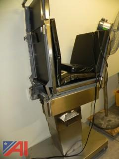 2001 Radiolucent Surgical Table