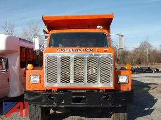 **Lot Updated** 1992 International 2674 6x4 Dump Truck