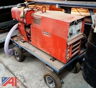 Lincoln Portable Gas Generator/Welder