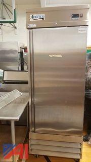 Single Door Upright Cooler