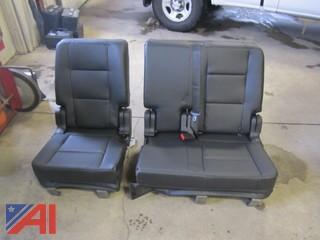 2017 Ford Explorer Rear Seats