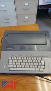 Smith Corona Deville 510 Electric Typewriter