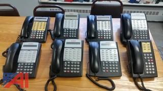 (8) Avaya Partner Phones