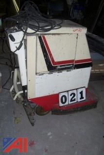 Advance 20 Floor Cleaning Machine