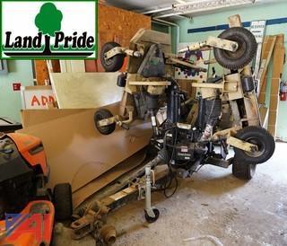 Land Pride Hydraulic Wing Deck Mower