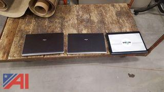 (3) Nexlink Laptops