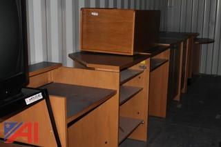 Library Circulation Desk