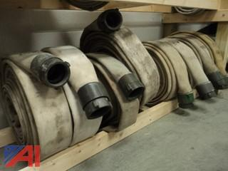 (19) Lengths of 50ft Fire Hose