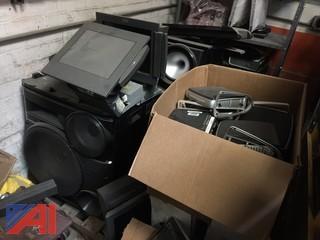 Large Lot of Mixed Electronics