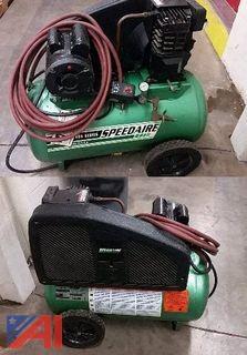 Speedaire Compressor