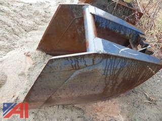 Gradall Bucket