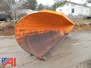 American Snowplow SCK Series One Way Plow