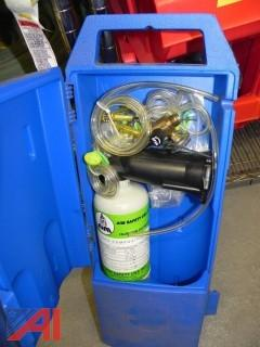 AIM Multi Gas Meter and Calibration System