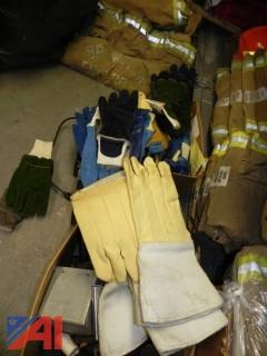 Lot of Fire Fighting Gloves