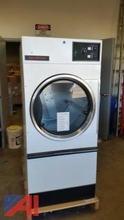 New Speed Queen Commercial Dryer