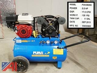 Puma 5.5Hp Portable Air Compressor
