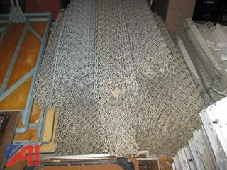 1 pallet of Chain Link Fence