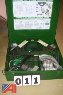 Greenlee 777 Portable Bender