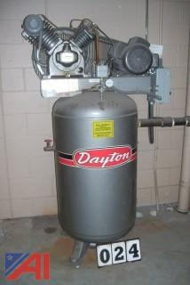 Dayton 5HP Air Compressor