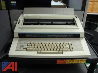 (1) Xerox 6010 Typewriter