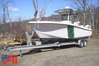 1997 OMC Hydra Sports 23' Center Console