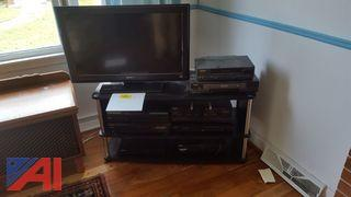 Lot of Assorted Electronics and Television