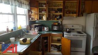 Large Lot of Assorted Kitchenware