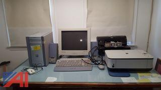 Large Lot of Assorted Computer Components