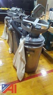 (4) Dayton Dust Collectors