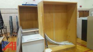 Lot of Assorted Shelves and More
