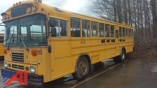 1997 Bluebird Bus