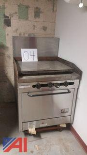Southbend Griddle/Oven