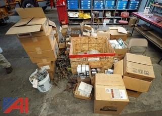 Large Lot of Commercial Electrical Equipment & Supplies