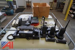 Assorted Lot of Communication Equipment