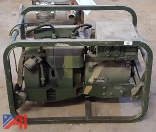 Military Generator - PARTS ONLY
