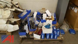 Large Lot of Assorted Bus Parts