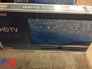 """SAMSUNG 40"""" 6300 Series 4K Ultra HD Smart LED TV-UN40KU6300F"""