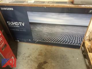 "SAMSUNG 60"" 8000 Series 3480p 4K SUHD Smart LED TV-UN60KS8000"