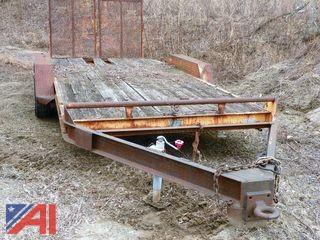**Reserve has been lowered** 1991 Hudson Trailer