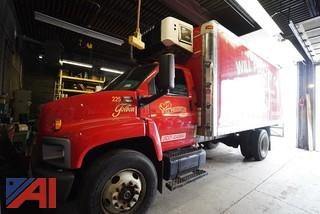 2007 GMC C7500 20' Refrigerated Box Truck/225