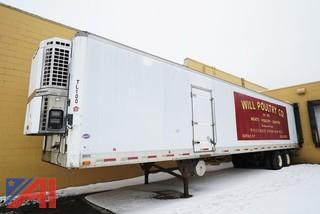 **Lot Updated-Clean Title**  2001 Utility VS2R 48' Refrigerated Semi Trailer/TL100