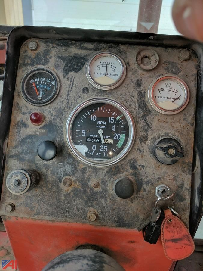 Panel Spring Allis-Chalmers MA-250