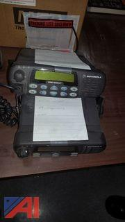 Assorted Motorola Radios