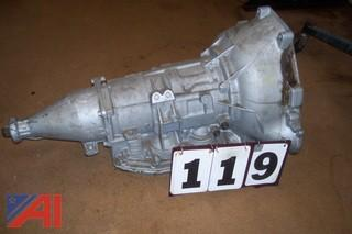 1995-1999 Ford Van Transmission
