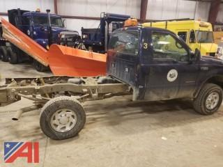 2001 Ford F350 Super Duty Cab & Chassis
