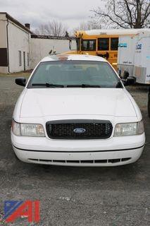 2005 Ford Crown Victoria 4DSD