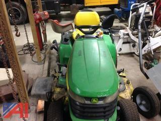 "John Deere 48"" X500 Riding Mower"