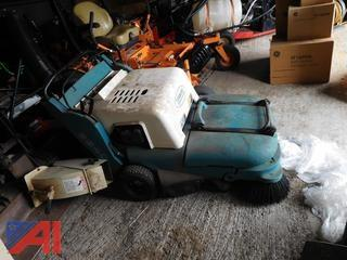 Tennant Gas Powered Sweeper