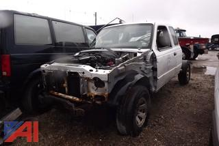 2009 Ford Ranger Cab and Chassis